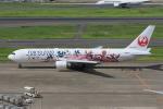 みるぽんたさんが、羽田空港で撮影した日本航空 767-346/ERの航空フォト(写真)