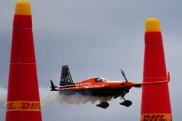 チャーリーマイクさんが、幕張で撮影したサザン・エアクラフト・コンサルタント Edge 540 V3の航空フォト(飛行機 写真・画像)