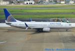 れんしさんが、福岡空港で撮影したユナイテッド航空 737-824の航空フォト(写真)