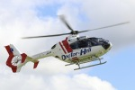 フクシマ119さんが、小野あぶくま球場で撮影した中日本航空 EC135P2+の航空フォト(飛行機 写真・画像)