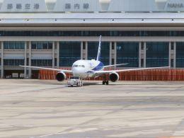 cooymdさんが、那覇空港で撮影した全日空 767-381/ERの航空フォト(飛行機 写真・画像)