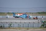 神宮寺ももさんが、泉大津フェニックスで撮影した佐賀県警察 AW109SPの航空フォト(写真)