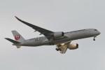 kuro2059さんが、中部国際空港で撮影した日本航空 A350-941XWBの航空フォト(飛行機 写真・画像)