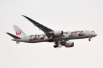 kuro2059さんが、中部国際空港で撮影した日本航空 787-9の航空フォト(飛行機 写真・画像)