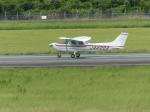 うすさんが、熊本空港で撮影した日本個人所有 172P Skyhawkの航空フォト(写真)