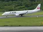 うすさんが、熊本空港で撮影したジェイ・エア ERJ-190-100(ERJ-190STD)の航空フォト(写真)