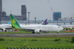 apphgさんが、成田国際空港で撮影した春秋航空日本 737-86Nの航空フォト(写真)
