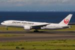 きんめいさんが、中部国際空港で撮影した日本航空 777-246/ERの航空フォト(写真)