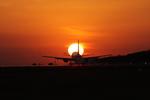 熊本空港 - Kumamoto Airport [KMJ/RJFT]で撮影されたソラシドエア - Solaseed Air [LQ/SNJ]の航空機写真