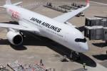 KAZFLYERさんが、羽田空港で撮影した日本航空 A350-941XWBの航空フォト(写真)