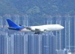 garrettさんが、香港国際空港で撮影したアエロトランスカーゴ 747-412(BDSF)の航空フォト(写真)