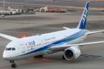 らむえあたーびんさんが、羽田空港で撮影した全日空 787-9の航空フォト(写真)