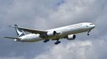 パンダさんが、成田国際空港で撮影したキャセイパシフィック航空 777-367の航空フォト(写真)