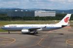 セブンさんが、新千歳空港で撮影した中国国際航空 A330-243の航空フォト(飛行機 写真・画像)