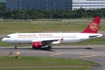 セブンさんが、新千歳空港で撮影した吉祥航空 A320-214の航空フォト(飛行機 写真・画像)