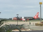 Kota iwasakiさんが、シェムリアップ国際空港で撮影したエアアジア A320-216の航空フォト(写真)