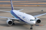 らむえあたーびんさんが、羽田空港で撮影した全日空 777-281/ERの航空フォト(写真)