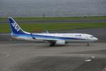 turenoアカクロさんが、羽田空港で撮影した全日空 737-8ALの航空フォト(写真)