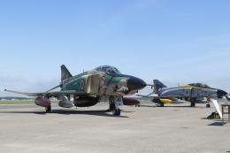 黄色の168さんが、三沢飛行場で撮影した航空自衛隊 RF-4E Phantom IIの航空フォト(飛行機 写真・画像)