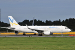 Orange linerさんが、成田国際空港で撮影したバニラエア A320-214の航空フォト(飛行機 写真・画像)