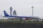 ぐっちーさんが、羽田空港で撮影した全日空 A321-272Nの航空フォト(写真)