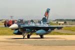 さかなやさんが、三沢飛行場で撮影した航空自衛隊 F-2Aの航空フォト(写真)