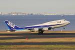 S.Chobyさんが、羽田空港で撮影した全日空 747-481(D)の航空フォト(写真)