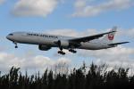kuro2059さんが、伊丹空港で撮影した日本航空 777-346の航空フォト(飛行機 写真・画像)