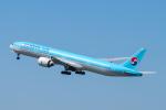 らむえあたーびんさんが、成田国際空港で撮影した大韓航空 777-3B5/ERの航空フォト(写真)
