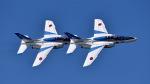 ららぞうさんが、三沢飛行場で撮影した航空自衛隊 T-4の航空フォト(写真)