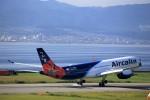 T.Sazenさんが、関西国際空港で撮影したエアカラン A330-941の航空フォト(飛行機 写真・画像)
