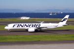 yabyanさんが、中部国際空港で撮影したフィンエアー A350-941XWBの航空フォト(写真)