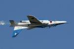 isiさんが、入間飛行場で撮影した航空自衛隊 T-4の航空フォト(写真)
