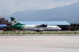 航空フォト:9N-ANC イエティ・エアラインズ ATR 72