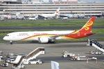 sky-spotterさんが、羽田空港で撮影した海南航空 787-9の航空フォト(写真)