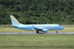 ガス屋のヨッシーさんが、熊本空港で撮影したフジドリームエアラインズ ERJ-170-100 (ERJ-170STD)の航空フォト(写真)