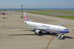 ちゃぽんさんが、中部国際空港で撮影したチャイナエアライン A330-302の航空フォト(飛行機 写真・画像)