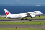 yabyanさんが、中部国際空港で撮影した日本航空 787-8 Dreamlinerの航空フォト(飛行機 写真・画像)