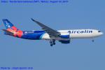 Chofu Spotter Ariaさんが、成田国際空港で撮影したエアカラン A330-941の航空フォト(飛行機 写真・画像)