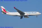 Chofu Spotter Ariaさんが、成田国際空港で撮影したスリランカ航空 A330-243の航空フォト(飛行機 写真・画像)