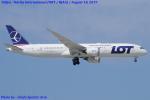 Chofu Spotter Ariaさんが、成田国際空港で撮影したLOTポーランド航空 787-9の航空フォト(写真)