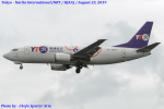 Chofu Spotter Ariaさんが、成田国際空港で撮影したYTOカーゴ・エアラインズ 737-3Y0(SF)の航空フォト(飛行機 写真・画像)