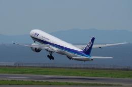 yabyanさんが、中部国際空港で撮影した全日空 777-381/ERの航空フォト(飛行機 写真・画像)