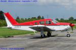 Chofu Spotter Ariaさんが、大利根飛行場で撮影した日本個人所有 PA-28R-200 Cherokee Arrowの航空フォト(飛行機 写真・画像)