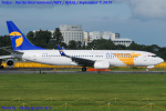 Chofu Spotter Ariaさんが、成田国際空港で撮影したMIATモンゴル航空 737-8ALの航空フォト(写真)