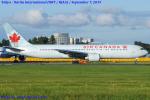 Chofu Spotter Ariaさんが、成田国際空港で撮影したエア・カナダ 767-375/ERの航空フォト(飛行機 写真・画像)