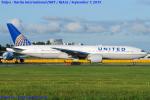 Chofu Spotter Ariaさんが、成田国際空港で撮影したユナイテッド航空 777-224/ERの航空フォト(飛行機 写真・画像)
