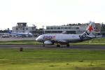トリトンブルーSHIROさんが、庄内空港で撮影したジェットスター・ジャパン A320-232の航空フォト(写真)