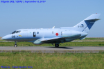 Chofu Spotter Ariaさんが、新潟空港で撮影した航空自衛隊 U-125A(Hawker 800)の航空フォト(飛行機 写真・画像)