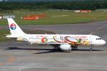 セブンさんが、新千歳空港で撮影した中国東方航空 A320-214の航空フォト(飛行機 写真・画像)